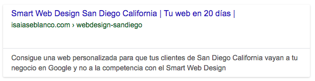 Web Design San Diego California